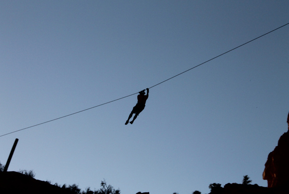 Image of Lake Powell Area Zipline vacation