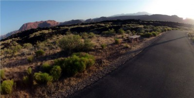 Bike Trail in St. George