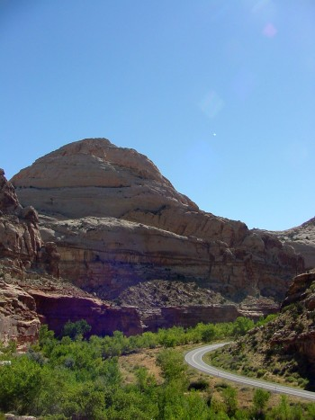 Capitol Reef Senic Route
