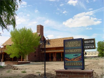 Capitol Reef Visitors Center
