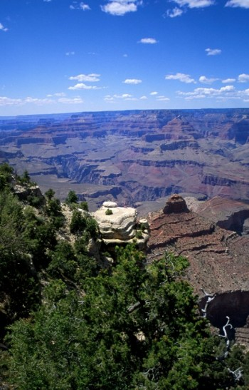 Grand Canyon National Park South Rim Address | What City is the Grand Canyon In | Grand Canyon Map