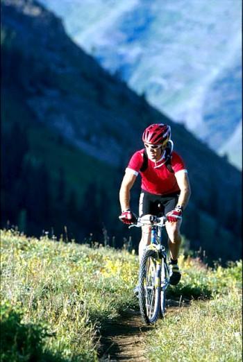 Biking in Springdale