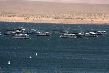 Boat Renting at Lake Powell