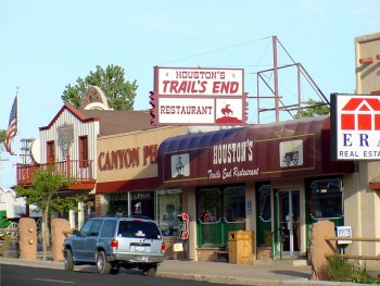 Places to eat in Kanab