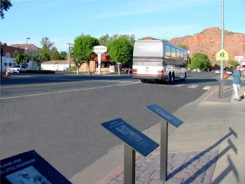 Transportation to Kanab