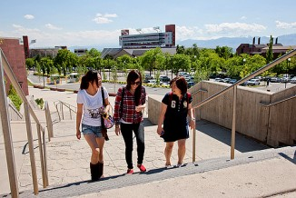 Salt Lake City Attractions: University of Utah