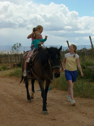 Horseback Riding near Park City