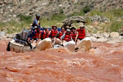 River Rafting near Park City