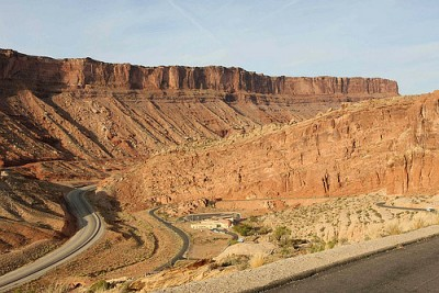 Scenic Drives in Moab