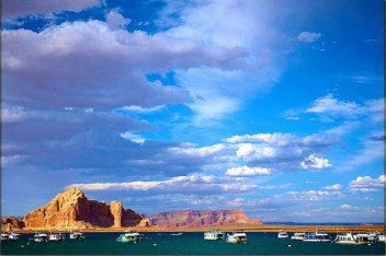 Lake Powell Location | Lake Powell Address | Where is Lake Powell Located