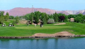Zion Golfing