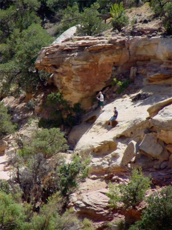 Travel to Capitol Reef