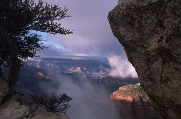 Weather in the Grand Canyon