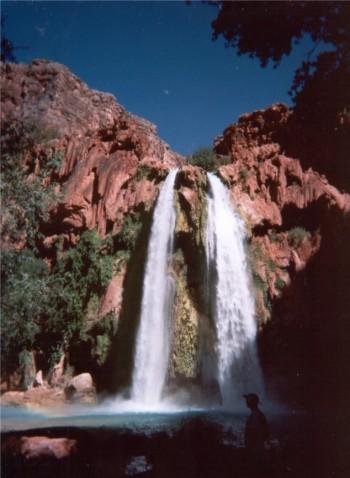 Hauasupai in the Grand Canyon