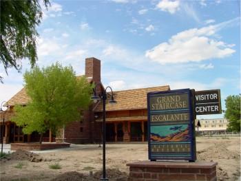 Capitol Reef Visitors Center