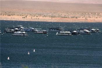 Boat Renting at Lake Powell