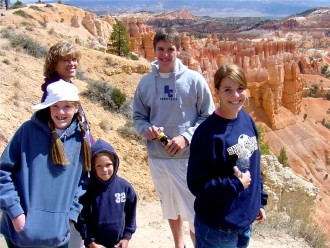 Going to Bryce Canyon
