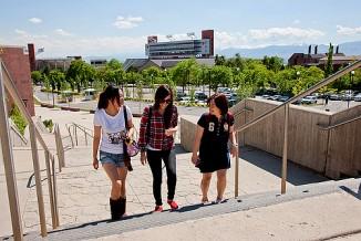 Salt Lake City Attractions: University of Utah