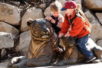 Salt Lake City Attractions: Hogle Zoo