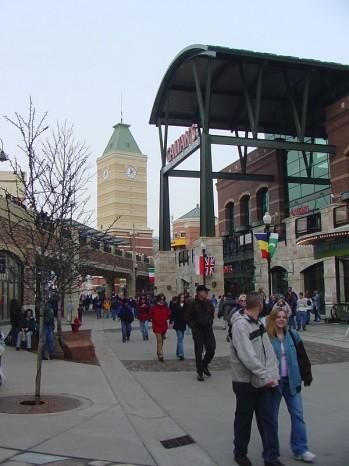 Shopping in Salt Lake City