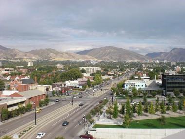 Travel to Salt Lake City
