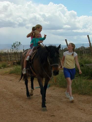 Horseback Riding near Park City
