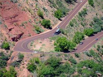 Transportation in Zion National Park