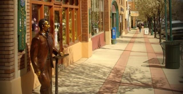 Cedar City Main Street Sidewalk